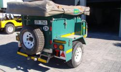 Fabrikaat: Ander Model: Off Road Trailer Mylafstand: