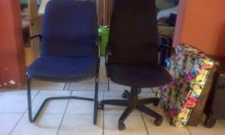 OFFICE CHAIRS FOR SALE R150.00 CONTACT 079 1832423