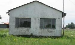 OLDISH AND SMALL 2 BEDROOM HOUSE FOR SALE IN A QUIET