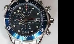 Omega, Tag Heuer, Rolex, Hublot, Panerai Watches at