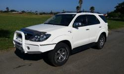 I am selling my Fortuner and have removed my Onca Front