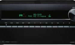 Onkyo Tx-Nr5010 9.2 Home Theater Receiver  Mint