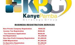KPSG Business Registration, the division was