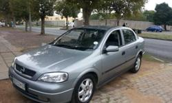 OPEL ASTRA CLASSIC 1.6 2001 5 SPEED FUEL SAVER VERY