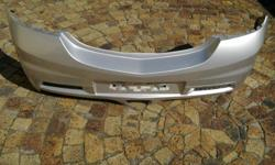 Opel ASTRA OPC back bumper, complete unblemished,