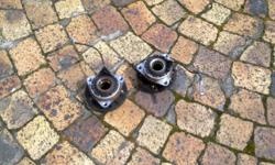 Opel ASTRA OPC front bearings per side. Comes off
