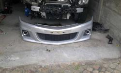Opel ASTRA OPC complete front bumper with drip tray.