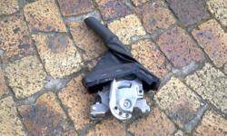 Opel ASTRA OPC handbrake lever with boot.