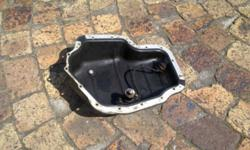 Opel Astra OPC oil pan (sump) with level sensor.