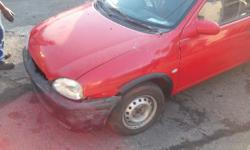 OCT TRADING 2001 OPEL CORSA (B) 1.4I STRIPPING BODY