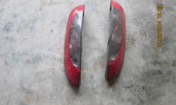 Opel Corsa (Gamma rear Lights for sale. No bulbs. Left