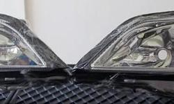 OCT TRADING BRAND NEW ASTRA G CDE CHROME HEAD LIGHT.