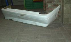 opel kadette rear bumper its fibre glass 600 onco ought