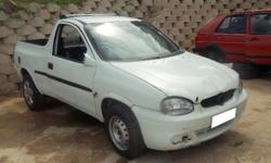 OCT TRADING OPEL CORSA (B) BAKKIE STRIPPING FOR SPARES