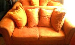 2 x two seater couches in very good condition, urgent