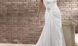 Original Maggie Sottero (sonora) wedding gown. Only