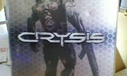 Beskrywing 1. Crysis Special Edition for PC in metal