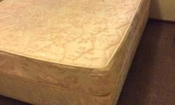 Orthopedic Classic bed for sale for R2000, it is a