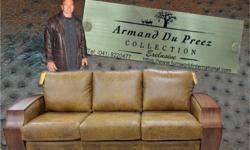ARMAND DU PREEZ EXCLUSIVE COLLECTION . OSTRICH LEATHER