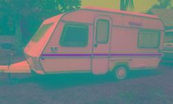 I m selling my Caravan Good condition