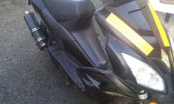 Big Boy 125 cc Scooter For Sale R3500.00 No Papers,