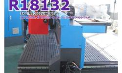 PowerRoute 2000�3000mm 9kW Spindle CNC Router with