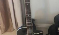 Applause by Ovation Electric acoustic. Round Back With