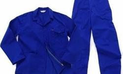 Overalls, Conti suits, Boiler Suits, Work wear Bulk