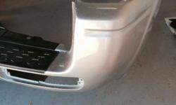 Pajero Bumper fully repaired and never fitted. 1994