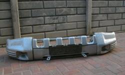 Pajero front bumper-R2000 for sale and range rover