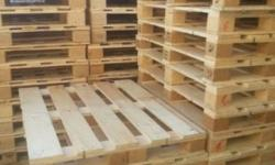 2de hand pallets for sale. only used once! Only for