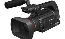 Panasonic AVCCAM AG-AC120 Professional Camcorder