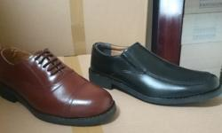 Original Parabellum Footwear SABS Approved Black &