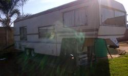 Trailer 8.5m long 1 bedroom (above kingpin) 1 toilet