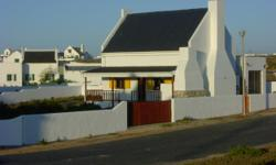 Beskrywing Sea View Cottage Paternoster 50m from the