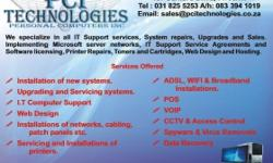 PCI Technologies is an IT services specialist operating