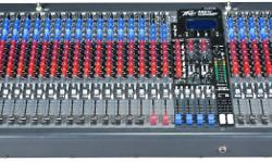 Peavey FX� Series mixers feature exclusive technologies