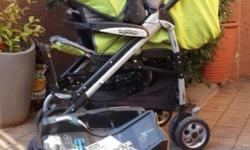I have a Peg Perego Pliko P3 for sale. It is in very