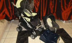 Peg Perego P3 Travel System in good condition.
