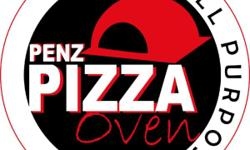 Penz Pizza Oven is a hand made, refractory cast,
