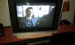 I HAVE A PERFECT MINT CONDITION SANSUI 56CM TV FOR
