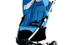 Beskrywing Suitable from birth Lightweight aluminium