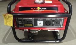 Max Power Output of 1.1kVa. Rated Current (A) of 4.