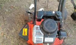 Suzuki petrol lawn mower for sale, in excellent