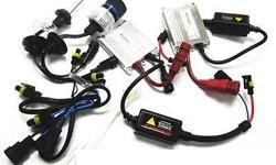 Philips Xenon HID Kit Patent Choice of 4300K / 5000K /