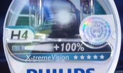 OCT TRADING X-tremeVision 100% more light Maximum