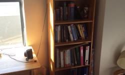 Pine Bookshelf For Sale In Paarl Western Cape Classified