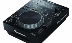 A DJ deck that is designed to impress. The CDJ-350 is a