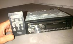Hi I have the following forsale 1.Pioneer DEH 1550-UB.