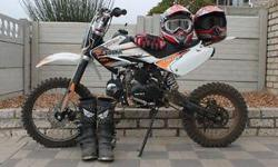 Soort: Sports Soort: Pit Bikes Very good condition,